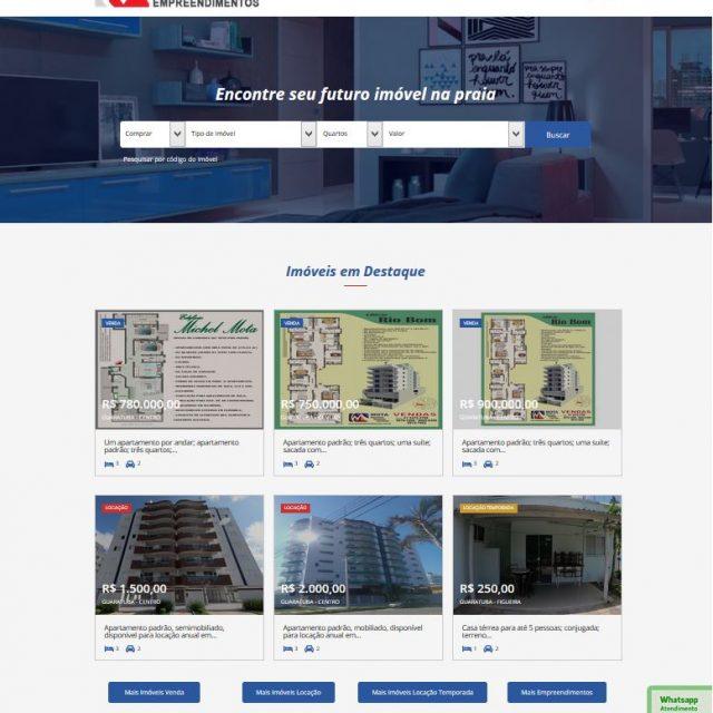 Mota Empreendimentos – Construtora de Guaratuba/PR