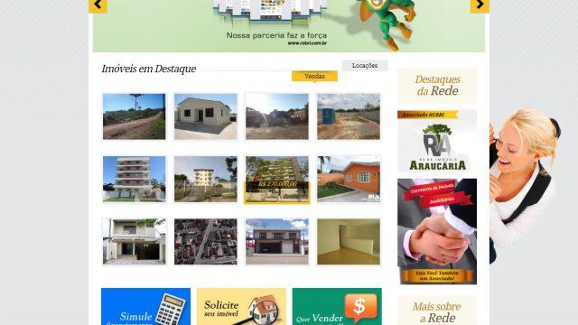 Portal Rede Brasileira de Imóveis